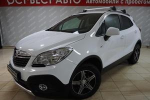 Авто Opel Mokka, 2013 года выпуска, цена 699 000 руб., Москва
