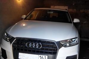 Автомобиль Audi Q3, отличное состояние, 2016 года выпуска, цена 1 680 000 руб., Самара