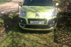 Подержанный автомобиль Citroen C3 Picasso, хорошее состояние, 2009 года выпуска, цена 320 000 руб., Можайск