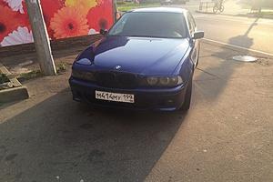 Подержанный автомобиль BMW 5 серия, хорошее состояние, 1999 года выпуска, цена 350 000 руб., Мытищи