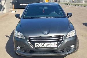 Автомобиль Peugeot 301, отличное состояние, 2013 года выпуска, цена 410 000 руб., Одинцово