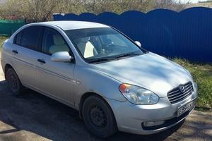 Автомобиль Hyundai Verna, хорошее состояние, 2007 года выпуска, цена 280 000 руб., Владимир