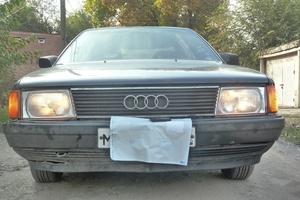 Подержанный автомобиль Audi 100, хорошее состояние, 1985 года выпуска, цена 65 000 руб., Ростов