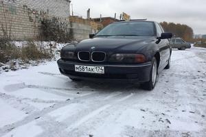 Автомобиль BMW 5 серия, хорошее состояние, 1999 года выпуска, цена 320 000 руб., Челябинск