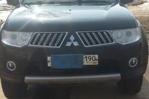 Подержанный автомобиль Mitsubishi Pajero Sport, отличное состояние, 2012 года выпуска, цена 1 300 000 руб., Сергиев Посад