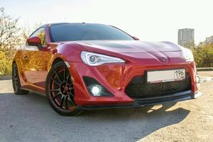Автомобиль Toyota GT 86, отличное состояние, 2012 года выпуска, цена 1 550 000 руб., Екатеринбург