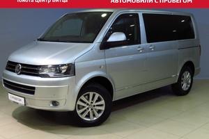 Авто Volkswagen Multivan, 2012 года выпуска, цена 1 895 000 руб., Москва