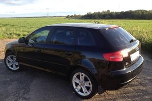Подержанный автомобиль Audi A3, отличное состояние, 2008 года выпуска, цена 560 000 руб., Можайск