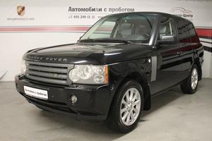 Авто Land Rover Range Rover, 2006 года выпуска, цена 635 000 руб., Москва