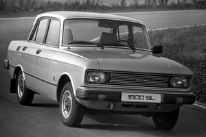 Автомобиль Москвич 2140, среднее состояние, 1976 года выпуска, цена 30 000 руб., Санкт-Петербург