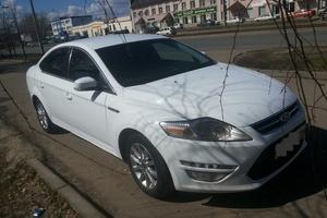 Автомобиль Ford Mondeo, отличное состояние, 2011 года выпуска, цена 550 000 руб., Казань