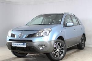 Авто Renault Koleos, 2008 года выпуска, цена 520 000 руб., Санкт-Петербург