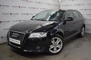 Подержанный автомобиль Audi A3, отличное состояние, 2010 года выпуска, цена 500 000 руб., Москва