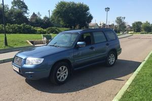 Подержанный автомобиль Subaru Forester, отличное состояние, 2006 года выпуска, цена 550 000 руб., Коломна