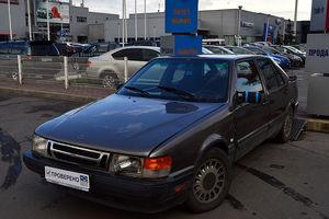 Авто Saab 9000, 1985 года выпуска, цена 61 000 руб., Санкт-Петербург