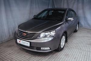 Авто Geely Emgrand, 2014 года выпуска, цена 439 000 руб., Санкт-Петербург