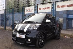 Авто Smart Fortwo, 2009 года выпуска, цена 794 700 руб., Санкт-Петербург