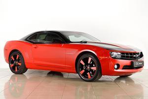Авто Chevrolet Camaro, 2009 года выпуска, цена 1 480 000 руб., Москва