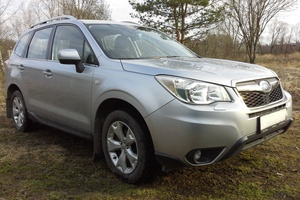 Подержанный автомобиль Subaru Forester, отличное состояние, 2013 года выпуска, цена 1 250 000 руб., Электросталь