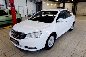 Авто Geely Emgrand, 2013 года выпуска, цена 343 000 руб., Екатеринбург