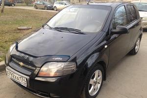 Подержанный автомобиль Chevrolet Aveo, отличное состояние, 2008 года выпуска, цена 220 000 руб., Челябинск