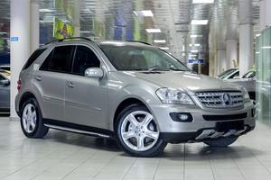Авто Mercedes-Benz M-Класс, 2006 года выпуска, цена 699 999 руб., Москва
