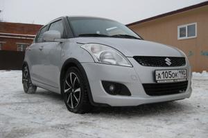 Автомобиль Suzuki Swift, отличное состояние, 2011 года выпуска, цена 410 000 руб., Бронницы
