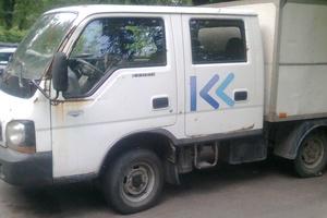 Подержанный автомобиль Kia Bongo, среднее состояние, 2004 года выпуска, цена 330 000 руб., Котельники