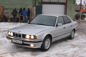 Автомобиль BMW 5 серия, хорошее состояние, 1992 года выпуска, цена 199 000 руб., Смоленск