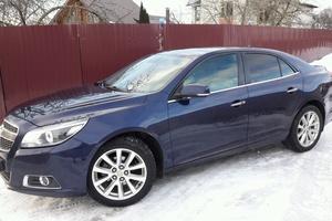 Автомобиль Chevrolet Malibu, отличное состояние, 2012 года выпуска, цена 730 000 руб., Москва
