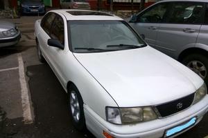 Автомобиль Toyota Avalon, битый состояние, 1995 года выпуска, цена 70 000 руб., Москва