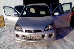 Автомобиль Daihatsu YRV, хорошее состояние, 2000 года выпуска, цена 200 000 руб., Красноярский край