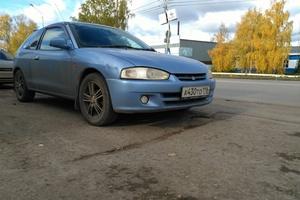 Автомобиль Mitsubishi Mirage, хорошее состояние, 2000 года выпуска, цена 130 000 руб., республика Башкортостан