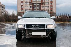 Автомобиль Audi 100, среднее состояние, 1991 года выпуска, цена 130 000 руб., Санкт-Петербург