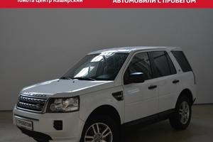 Авто Land Rover Freelander, 2013 года выпуска, цена 1 284 322 руб., Москва