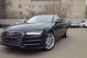 Авто Audi A7, 2016 года выпуска, цена 3 401 000 руб., Ставрополь