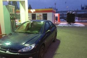 Подержанный автомобиль Peugeot 206, отличное состояние, 2007 года выпуска, цена 245 000 руб., Можайск