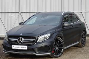 Авто Mercedes-Benz GLA-Класс, 2015 года выпуска, цена 1 999 000 руб., Москва