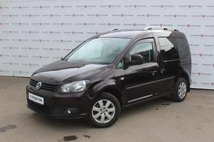 Авто Volkswagen Caddy, 2012 года выпуска, цена 886 200 руб., Москва