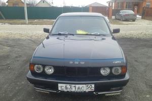 Подержанный автомобиль BMW 5 серия, хорошее состояние, 1993 года выпуска, цена 180 000 руб., Павловский Посад