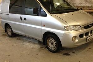 Автомобиль Hyundai H200, хорошее состояние, 2001 года выпуска, цена 370 000 руб., Ярославская область