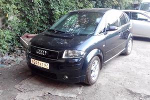 Подержанный автомобиль Audi A2, отличное состояние, 2002 года выпуска, цена 260 000 руб., Самара