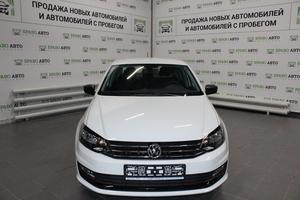 Авто Volkswagen Polo, 2017 года выпуска, цена 634 000 руб., Уфа