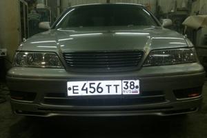 Автомобиль Toyota Mark II, хорошее состояние, 1999 года выпуска, цена 283 000 руб., Ангарск