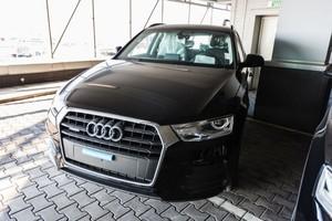 Авто Audi Q3, 2017 года выпуска, цена 2 230 829 руб., Москва