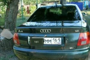 Автомобиль Audi A4, отличное состояние, 1995 года выпуска, цена 185 000 руб., Ростов-на-Дону