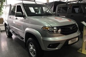 Авто УАЗ Pickup, 2016 года выпуска, цена 1 019 000 руб., Санкт-Петербург