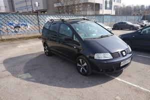 Автомобиль SEAT Alhambra, хорошее состояние, 2008 года выпуска, цена 590 000 руб., Санкт-Петербург