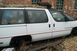 Автомобиль Chevrolet Lumina APV, плохое состояние, 1992 года выпуска, цена 16 000 руб., Починок