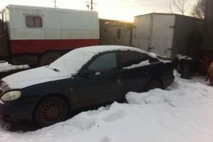 Подержанный автомобиль Daewoo Leganza, среднее состояние, 1998 года выпуска, цена 70 000 руб., Набережные Челны